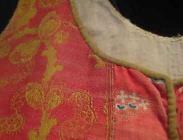 moradräkt, bod, dammast, zorns textilkammare