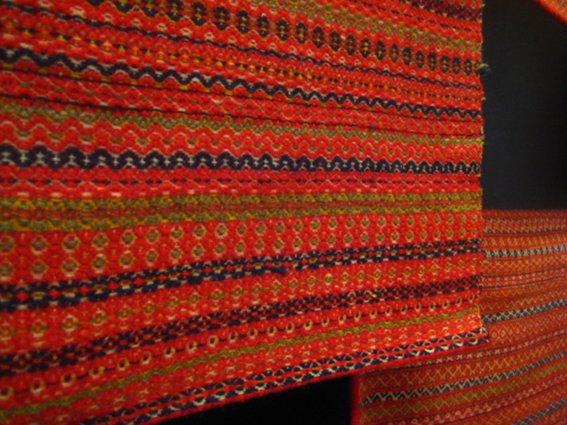 wessel, rosengång, textilkammare
