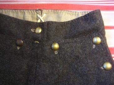 1800-tal, byxor, knäbyxor