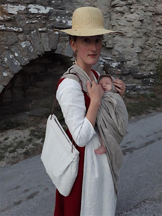 väska, väskbyglar, 1500-tal, medeltid